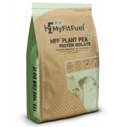 MyFitFuel Plant Pea Protein Chocolate Delight Swirl, 1 Kg