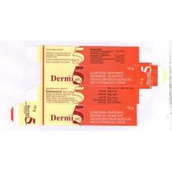Dermi 5 Cream 15gm Pack of 5