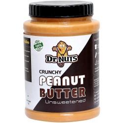 DR NUTS Natural Peanut Butter 1Kg (Crunchy)