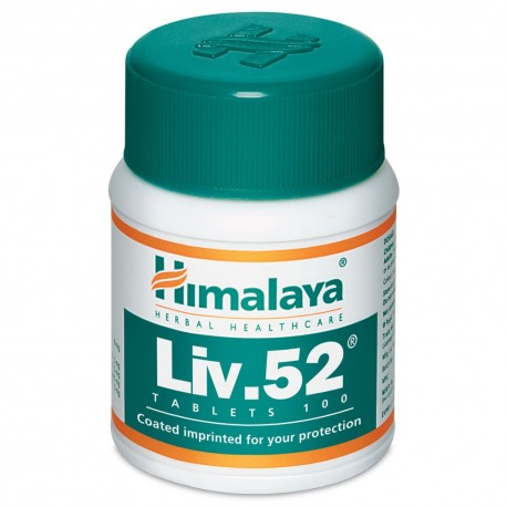 Himalaya Liv.52 Tablets 100 Counts Pack Of 3