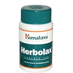 Himalaya Herbolax Tablets 100 Count Pack Of 3
