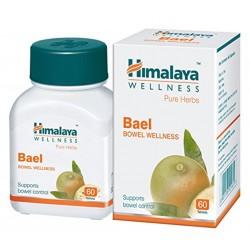 Himalaya Wellness Pure Herbs Bael Bowel Tablet 60 Tablet