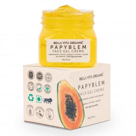 Bella Vita Organic PapyBlem Pigmentation Blemish Cream Gel For Spot Removal 85g