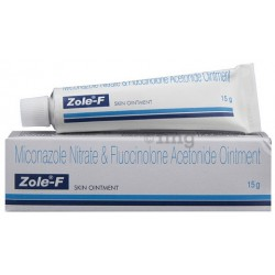 Zole-F Ointment 15gm Pack of 3