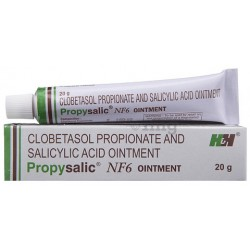 Propysalic NF6 Ointment 20gm Pack Of 3