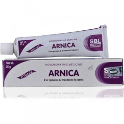 SBL Arnica Ointment 25gm Pack Of 3