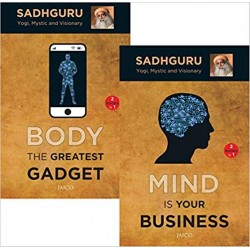 Mind is your Business/Body the Greatest Gadget Paperback Book By Sadhguru