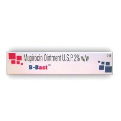 Mupirocin B Bact Ointment 5g Pack Of 3