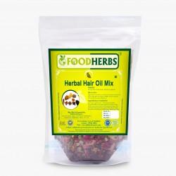 Foodherbs - Herbal Hair Oil Mix