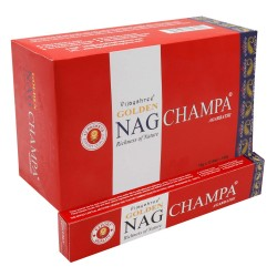 Vijayshree Golden Nag Champa Incense Sticks/Natural Agarbathi