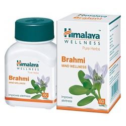 Himalaya Herbals Brahmi - 60 Tablets (Pack of 5)