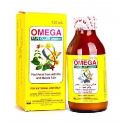 OMEGA Relief Liniment Oil for Arthritis and Muscle Pain