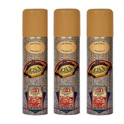 Lomani El Paso Deodorant, 200 ml (Pack of 3)