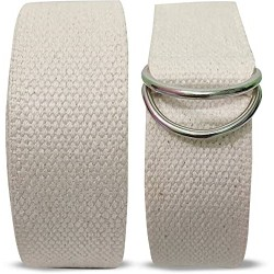 Yoga organic cotton belt