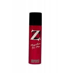 Z Red Magnetism for Men Deodorant Body Spray 150 ml