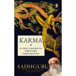 Karma: A Yogi's Guide to Crafting Your Destiny by Sadhguru