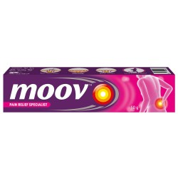 Moov Fast Pain Relief Cream (Pack of 3)