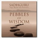 Pebbles of Wisdom Paperback Book By Sadhguru