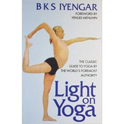 Light on Yoga Paperback Book By B.K.S. Iyengar