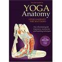 Yoga Anatomy Paperback Book
