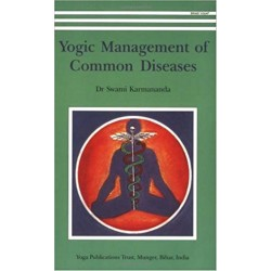 Yogic Management of Common Diseases Paperback Book