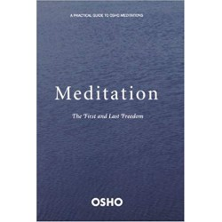 Meditation Paperback Book By Osho