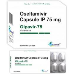 Oseltamivir Phosphate IP Capsule 75mg