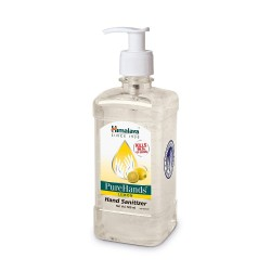 Himalaya Pure Hands Sanitizer Lemon 500ml