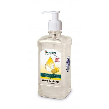 Himalaya Pure Hands Sanitizer Lemon 500ml