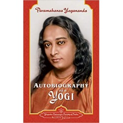 Autobiography of a Yogi Paperback Book By Paramahansa Yogananda