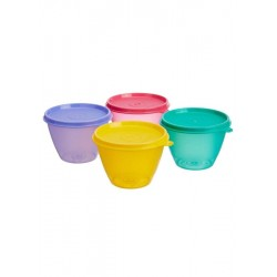 Tupperware Bowled Over Set 430ml 4 Pieces Set