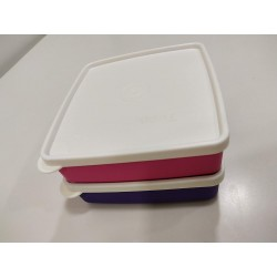 Tupperware Square Away Small, Set of 2- 200ml Colour May Vary