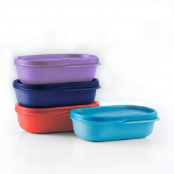 Tupperware Mylunch Inner Container 4pc Colour May Vary