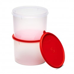 Tupperware Super Dosa Idli Batter Storer Small 2.5L 2pc