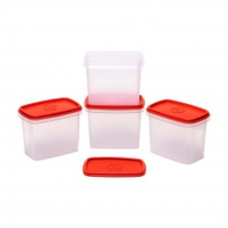 Tupperware Tea, Coffee, Sugar Container Within Reach Canister 840ml