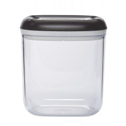 Tupperware Dry Snacks Storer Clear Canister 780ml 1pc