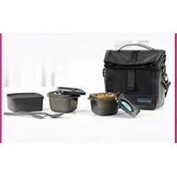 Tupperware Satchel Executive Mens Lunch Set