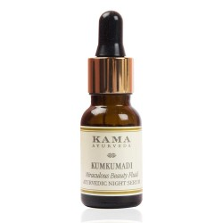 Kama Ayurveda Kumkumadi Miraculous Beauty Ayurvedic Night Serum, 12ml