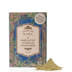 Kama Ayurveda Organic Indigo Powder, 100g