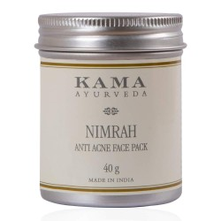 Kama Ayurveda Nimrah Anti Acne Face Pack 40gm