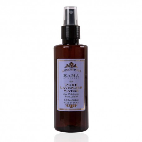 Kama Ayurveda Pure Lavender Water Face and Body Mist, 200ml