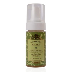 Kama Ayurveda Anti Acne Cleansing Foam 100ml