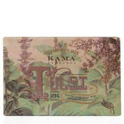 Kama Ayurveda Natural Tulsi Soap 125gm