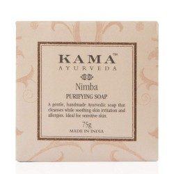 Kama Ayurveda Nimba Purifying Soap75gm