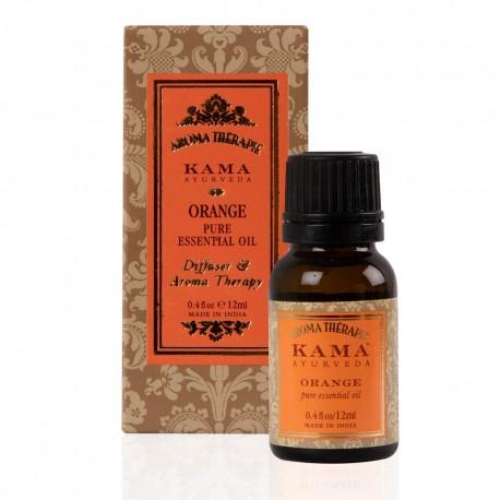 Kama Ayurveda Orange Pure Essential Oil 12ml