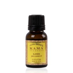 Kama Ayurveda Lime Pure Essential Oil, 12ml