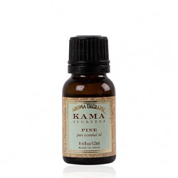 Kama Ayurveda Pine Pure Essential Oil, 12ml