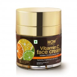 WOW Skin Science Vitamin C Face Cream 50ml