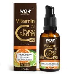 Wow Skin Science Vitamin C Serum - Skin Clearing Serum 30ml
