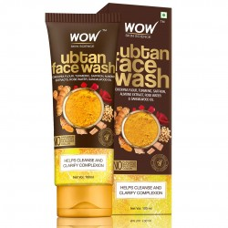 Wow Skin Science Ubtan Face Wash 100ml